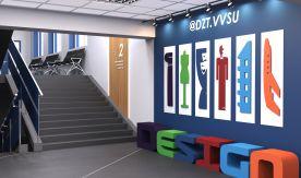 Обновлённый гостевой маршрут кампуса представили студенты ВГУЭС