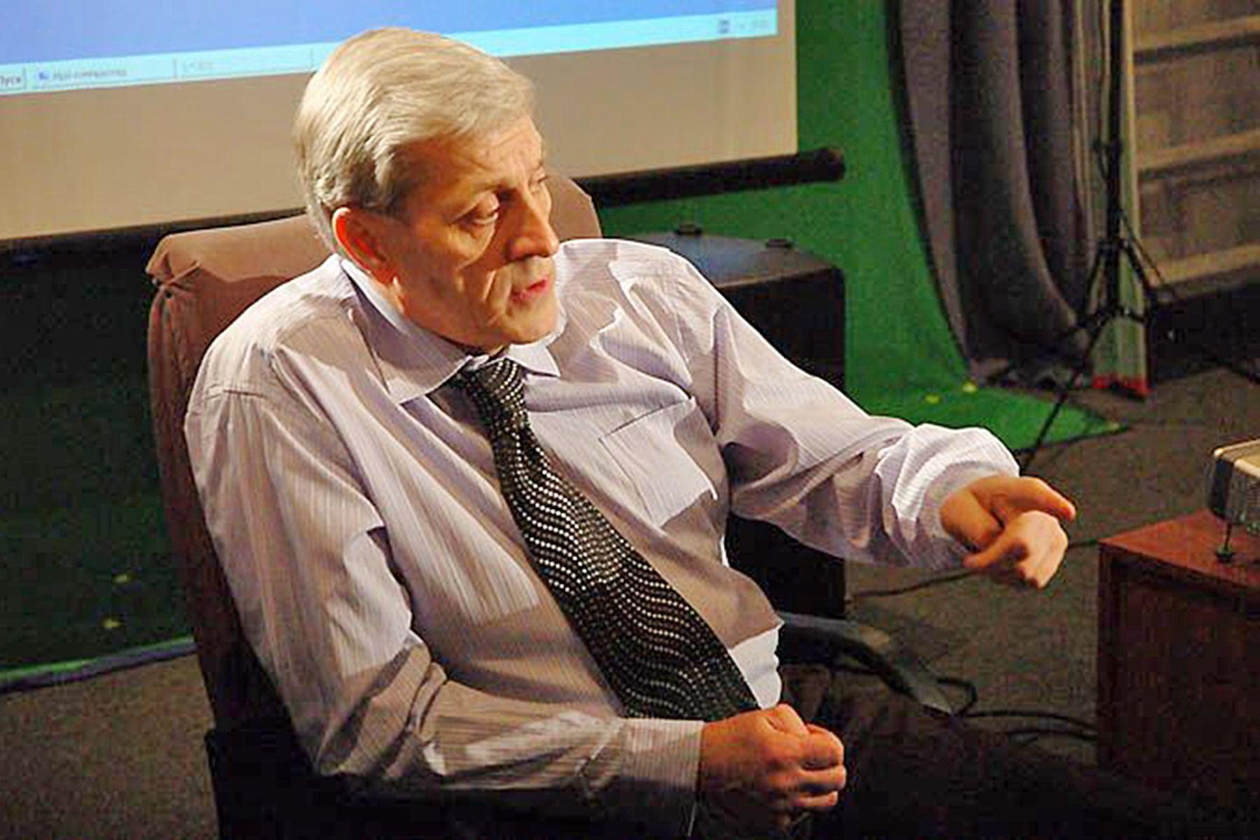 Профессор ВГУЭС Александр Исаев о своем кинематографическом опыте и фильмах, обреченных на успех