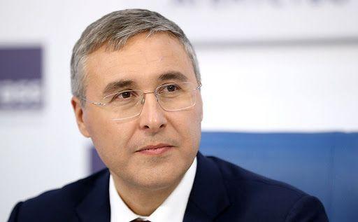 Новогоднее поздравление министра науки и высшего образования Российской Федерации Валерия Фалькова