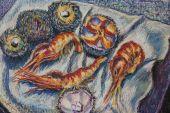 Выставка Олега Петухова