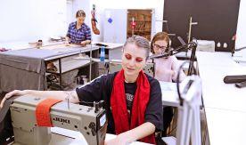 Швейный коворкинг-центр открылся во ВГУЭС