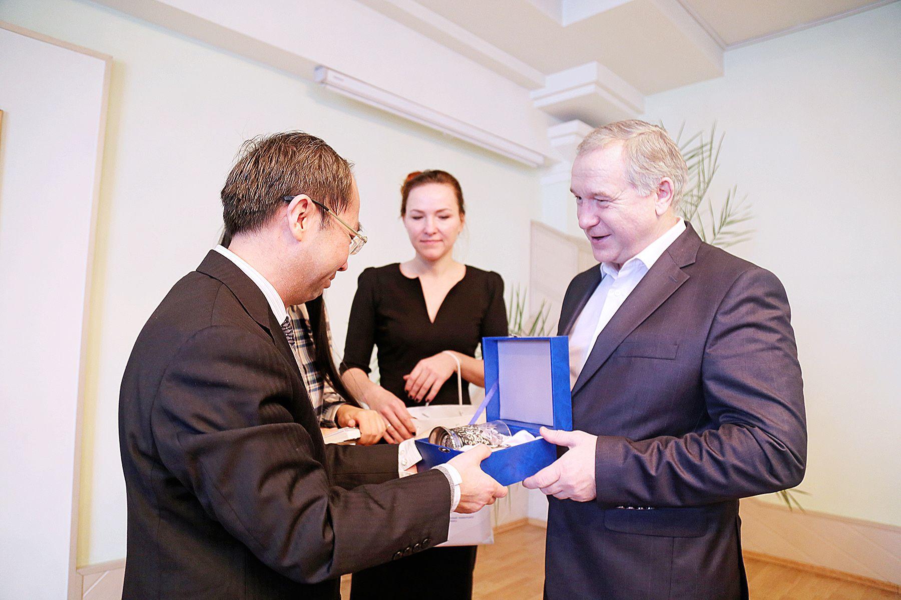 ВГУЭС и ЮЦНУ (КНР): обменных программ станет больше