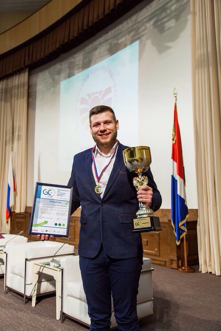 Студент кафедры Управления занял второе место во внутривузовском конкурсе «Биткоин – валюта будущего»