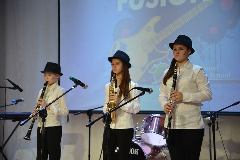 II Международный детский фестиваль джаза собрал во ВГУЭС юных музыкантов разных стран