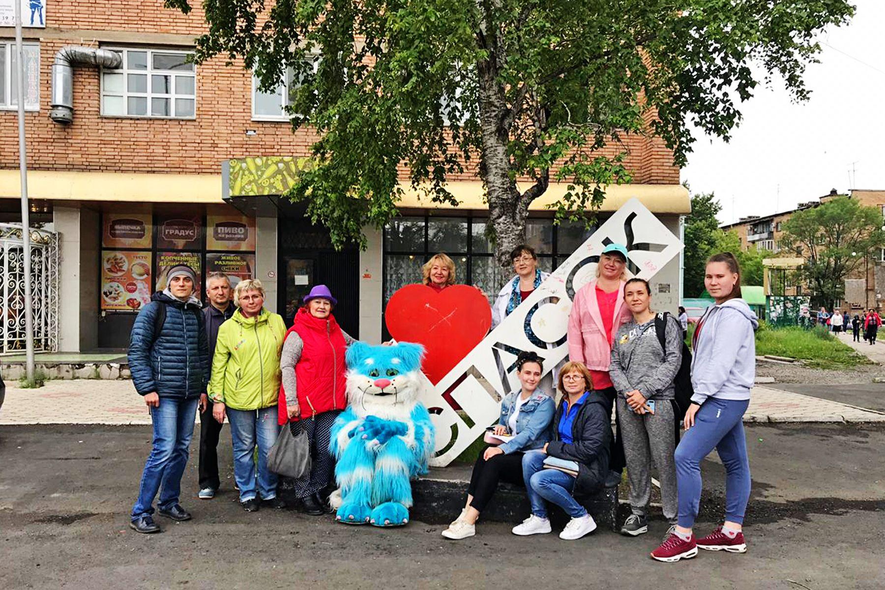 Познавательный выходной сотрудников ВГУЭС: поездка по достопримечательностям Спасска-Дальнего и на «Фестиваль клубники»