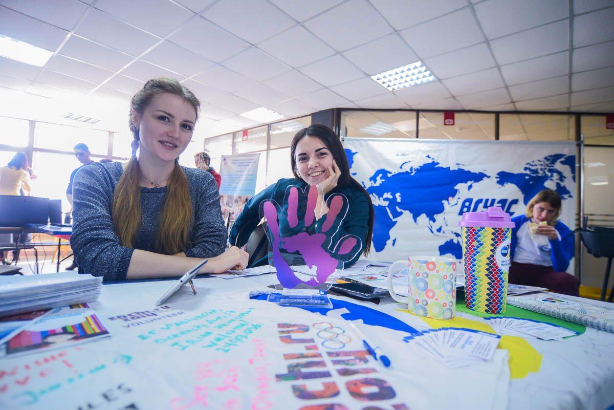 День открытых дверей во ВГУЭС: 1000 старшеклассников со всего Приморья познакомились с университетом