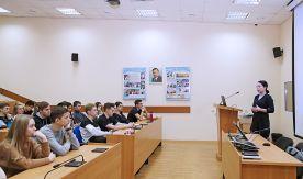 Поведенческие сценарии и точки контакта с клиентом: лекция директора департамента маркетинга ПАО «Ростелеком» во ВГУЭС
