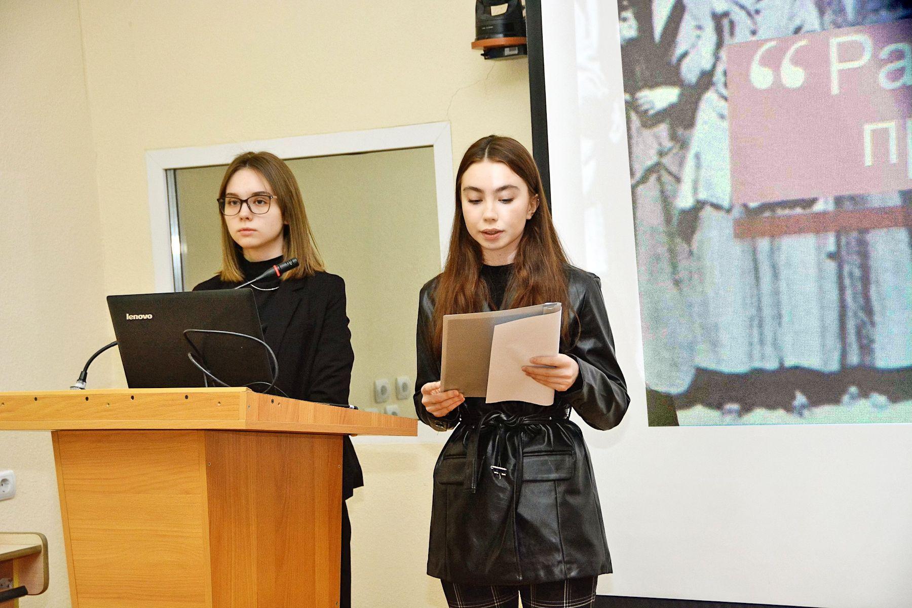 Легитимация прав женщин: студенты ВГУЭС присоединились к международному проекту Together Empowering All Women