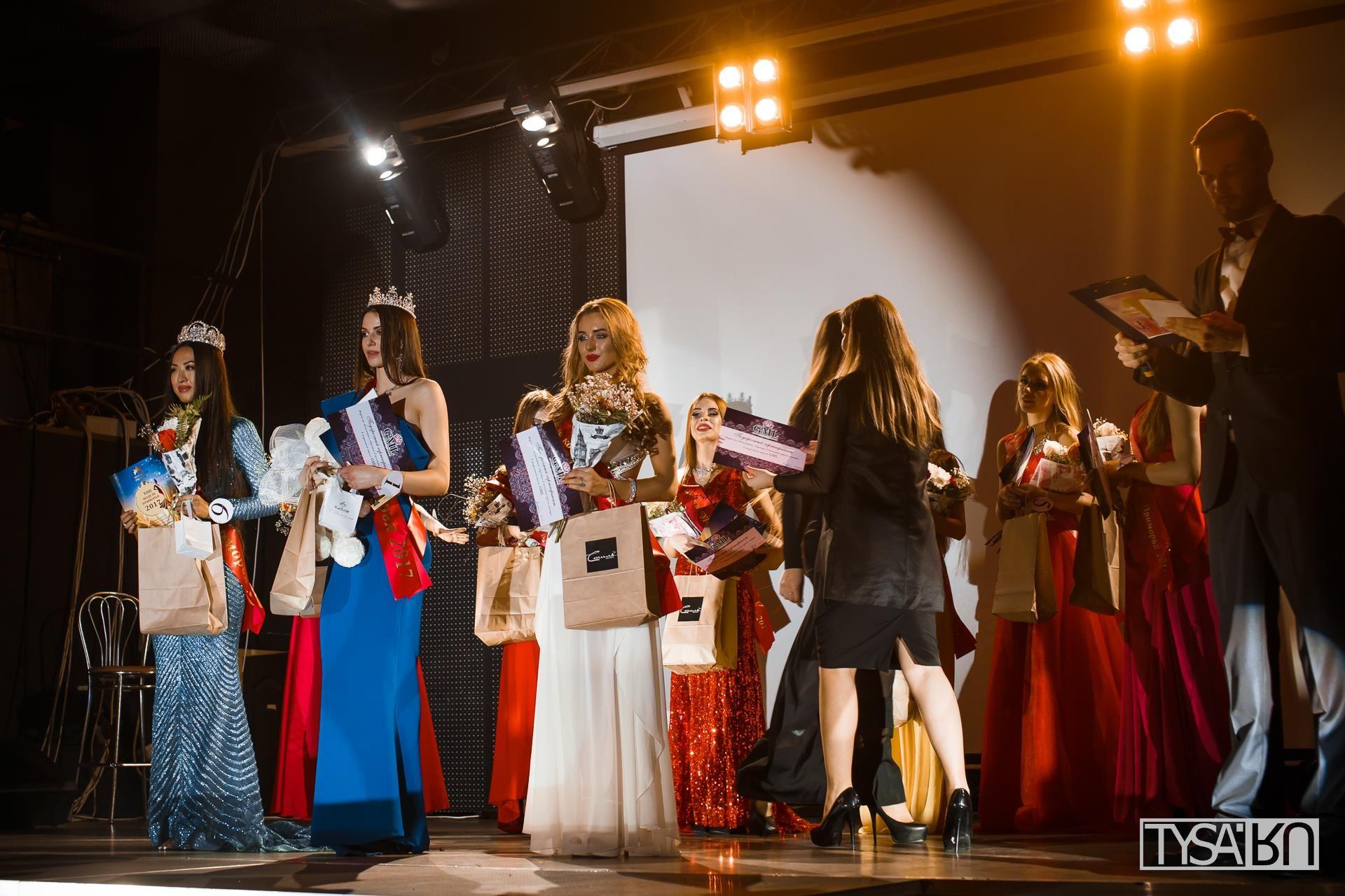 Красавица Приморья 2017 - наша студентка!