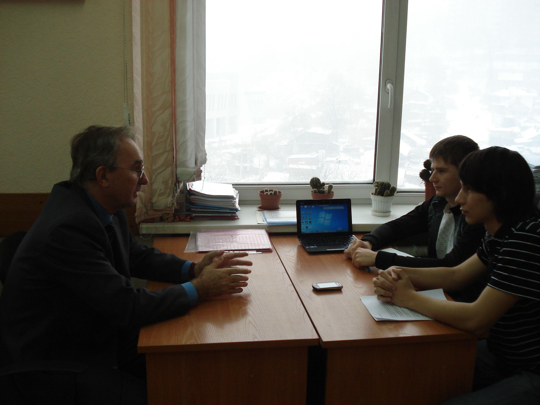 Первокурсники направления «Менеджмент» активно включились в работу бизнес-мастерской