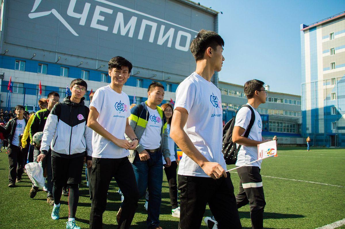 «Быть в спорте - жить в мире»: во ВГУЭС стартует международная спартакиада