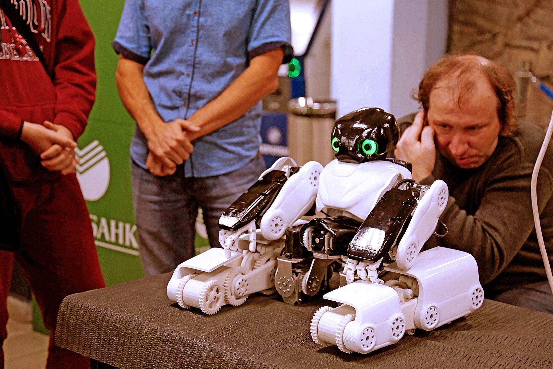 «Привет, я - робот» или кто виноват и что делать
