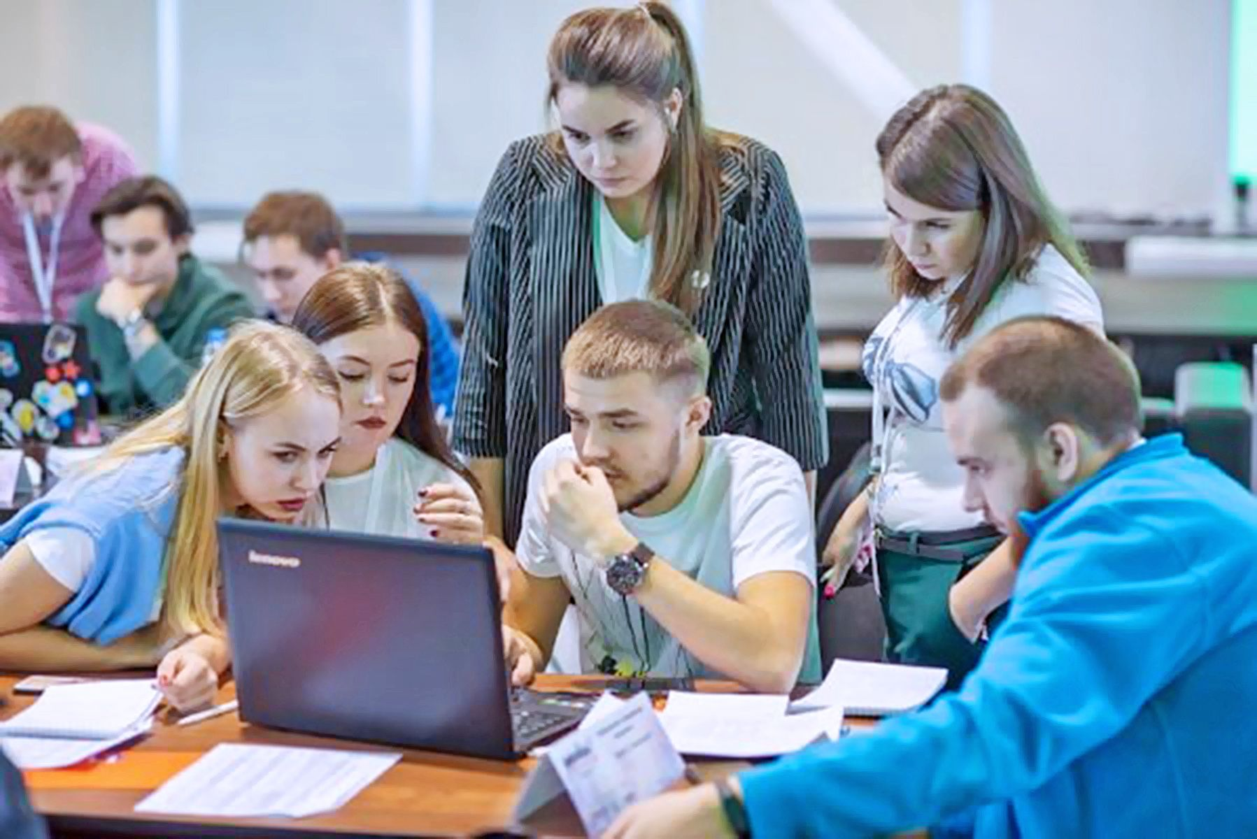 Студенты ВГУЭС - среди победителей тренировочной игры в рамках Кубка «Управляй!»