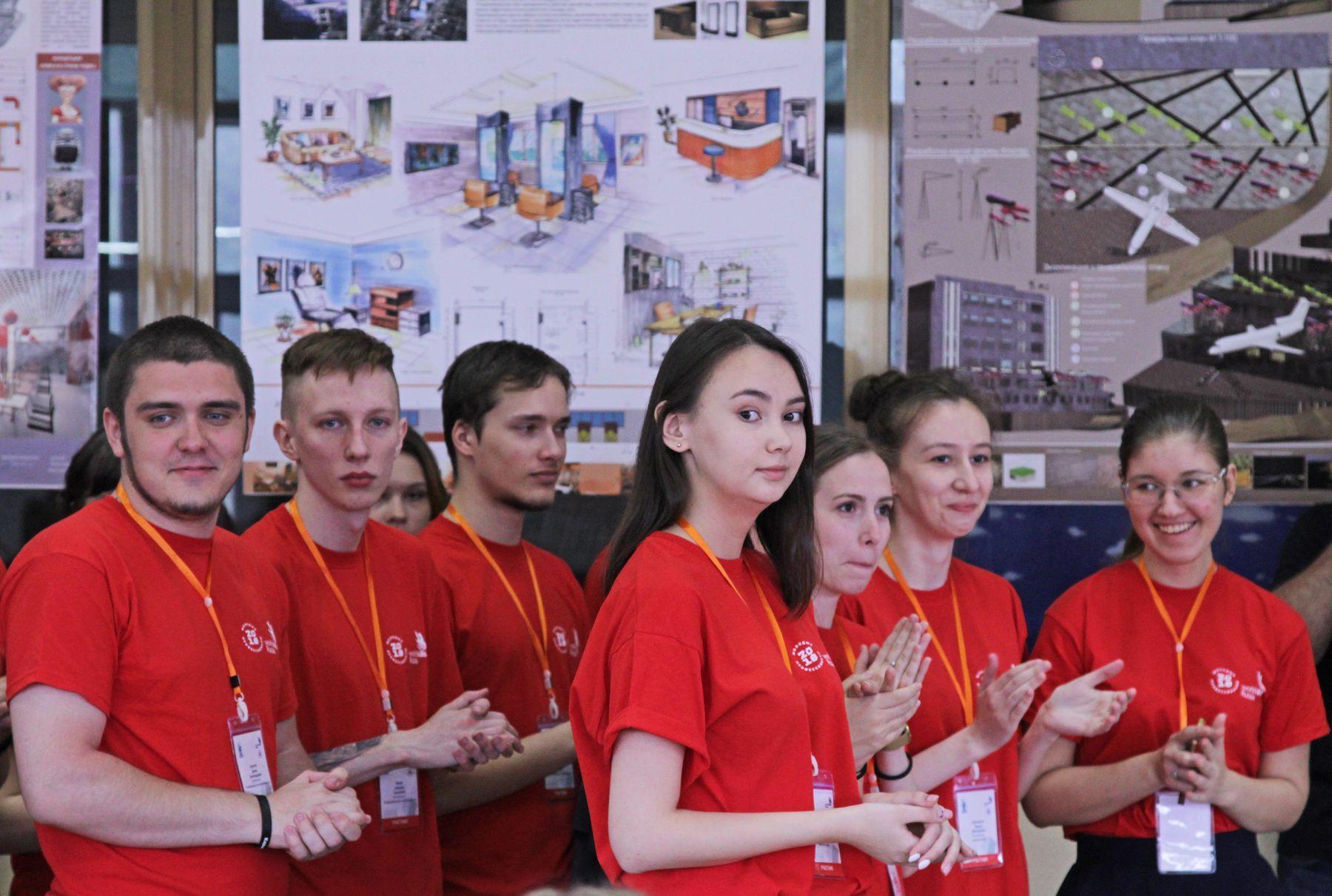 Во ВГУЭС открылся Второй вузовский отборочный чемпионат по стандартам Ворлдскиллс