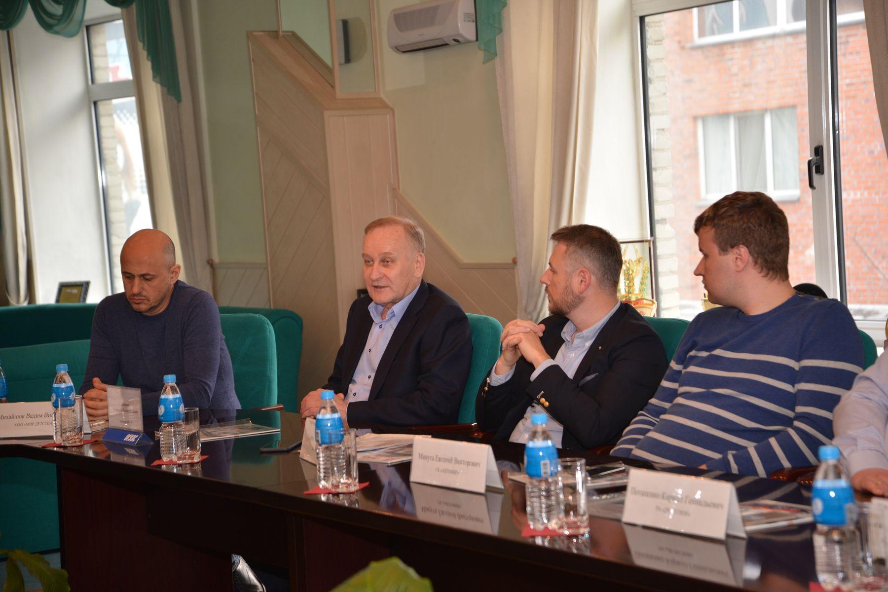 ВГУЭС расширяет связи с бизнес-сообществом Приморского края