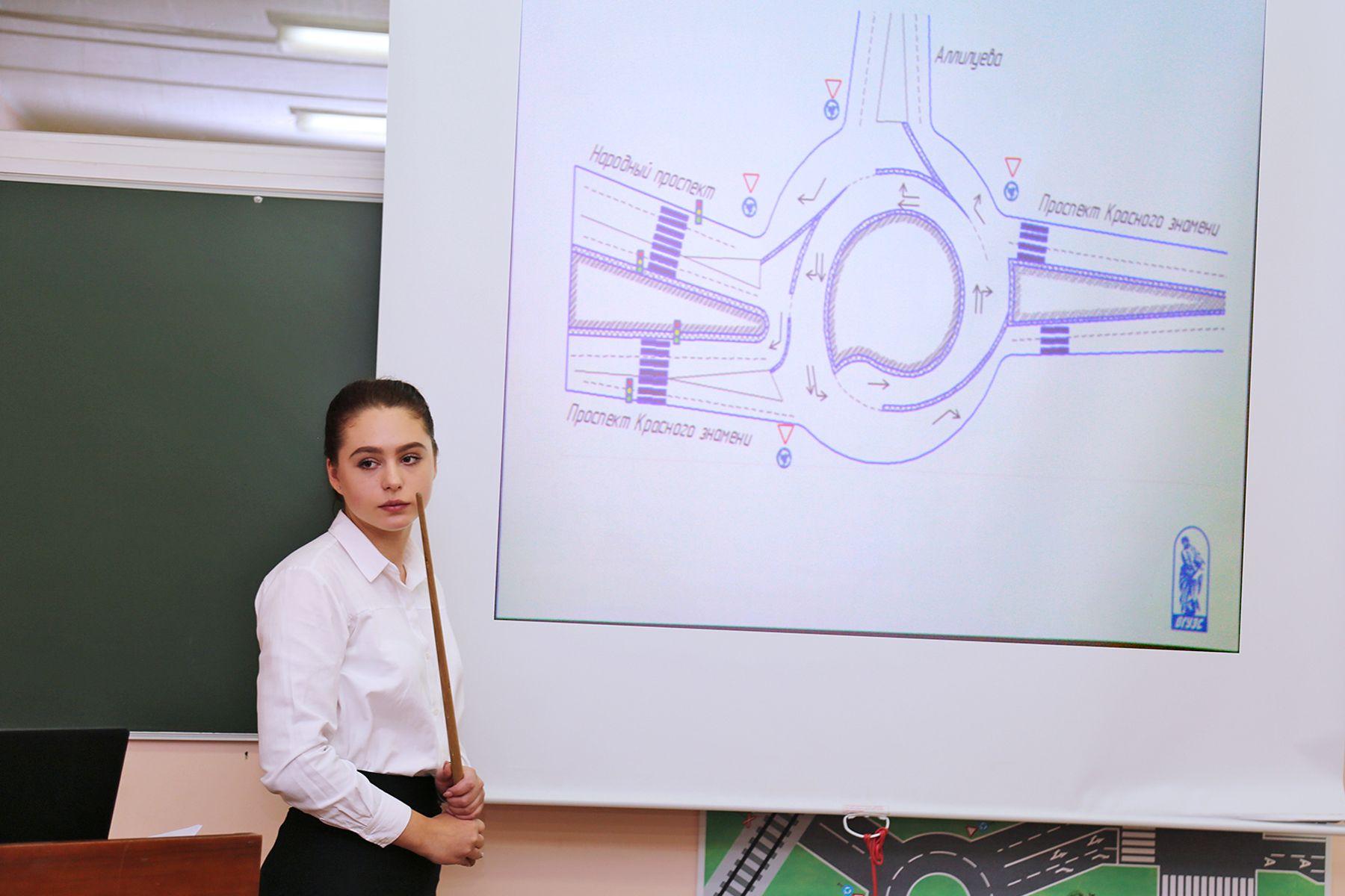 Выпускники ВГУЭС строят дорогу в будущее: какие идеи из дипломных проектов улучшат дорожно-транспортную ситуацию в городе?