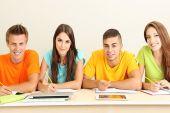 Что занимает основную часть времени при учебе?