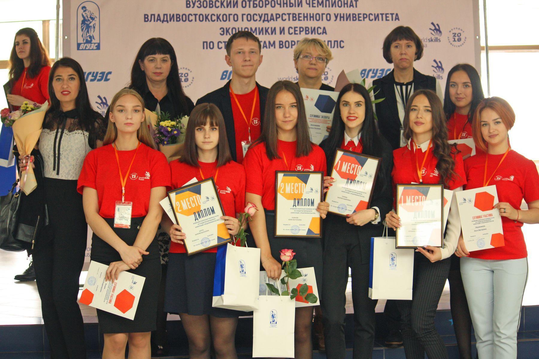 Второй вузовский отборочный чемпионат по стандартам Ворлдскиллс: итоги