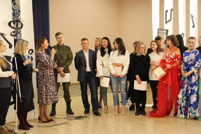 Студенческий фестиваль «Талант-2021»
