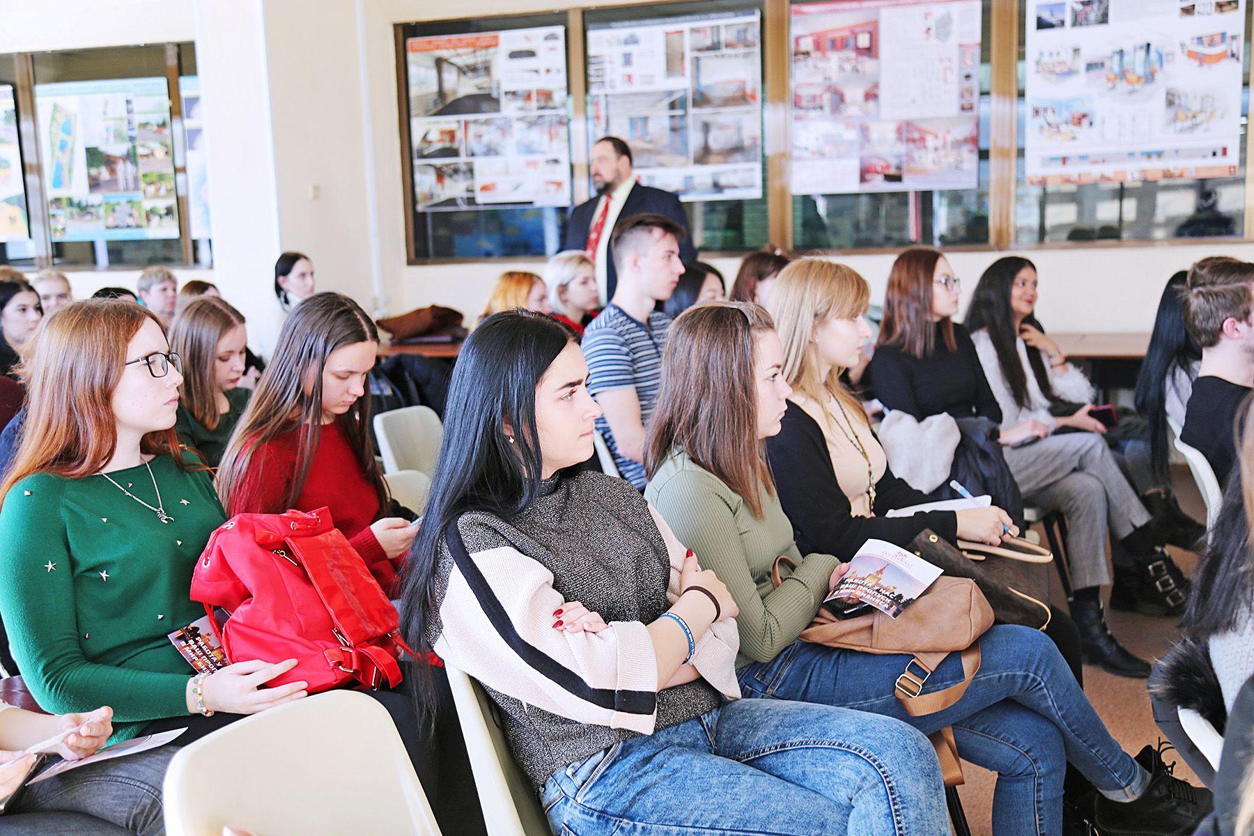 Компания-партнер ВГУЭС будет проводить факультативные занятия для студентов