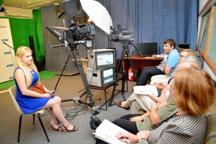Почему стоит сделать выбор в пользу кафедры телевидения на базе ВГУЭС?