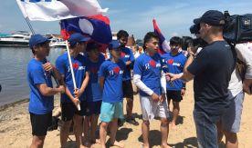 Студенты ВГУЭС из Лаоса – призёры гонки на «Драконах»