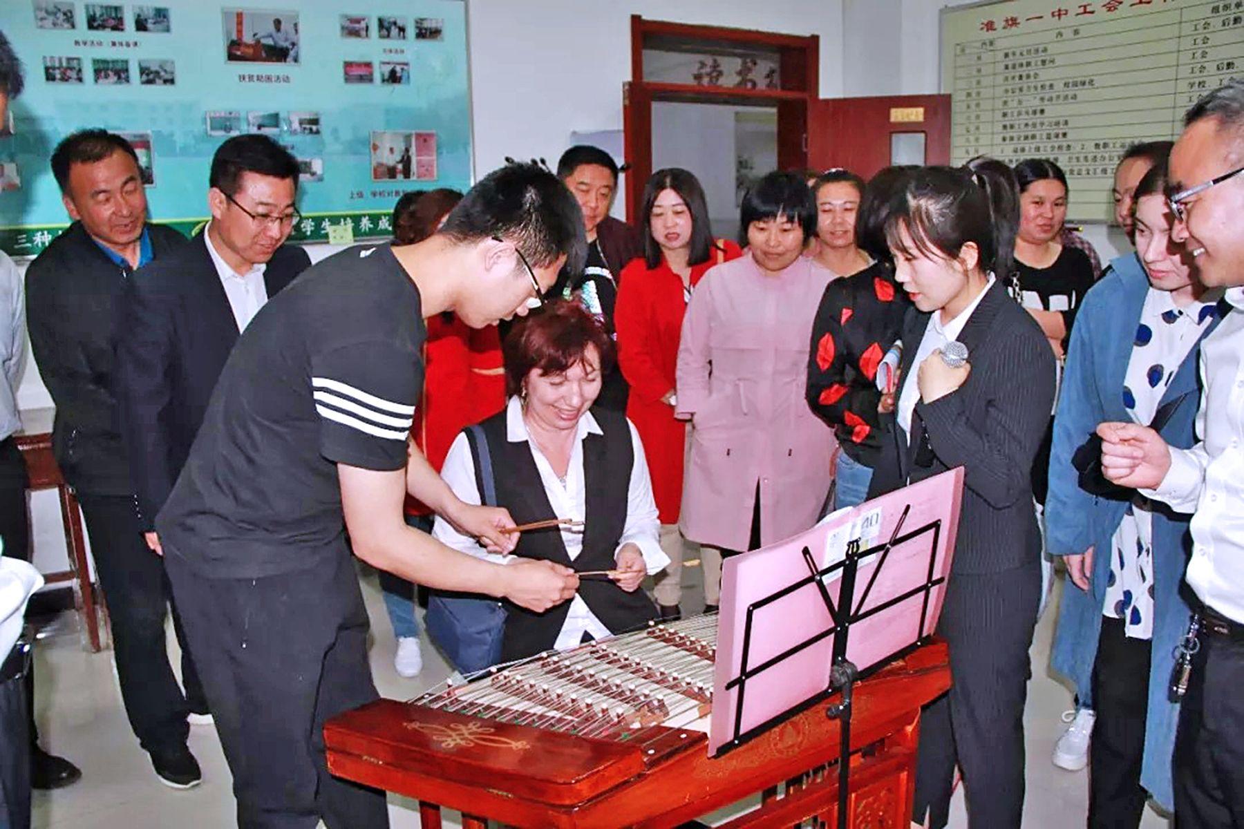 Делегация ВГУЭС в КНР: какие направления подготовки заинтересовали иностранцев?