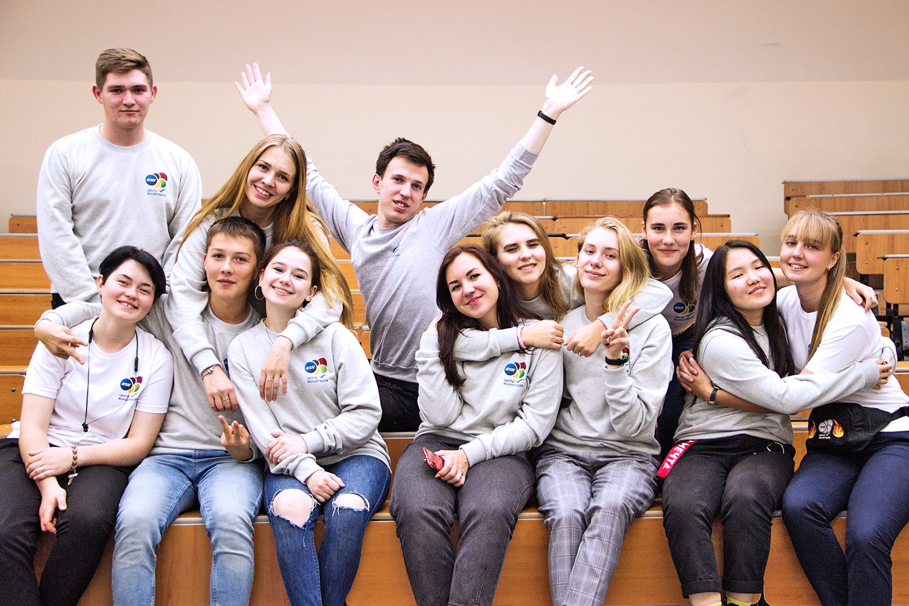 V юбилейная Школа волонтеров ВГУЭС собрала максимальное количество заявок