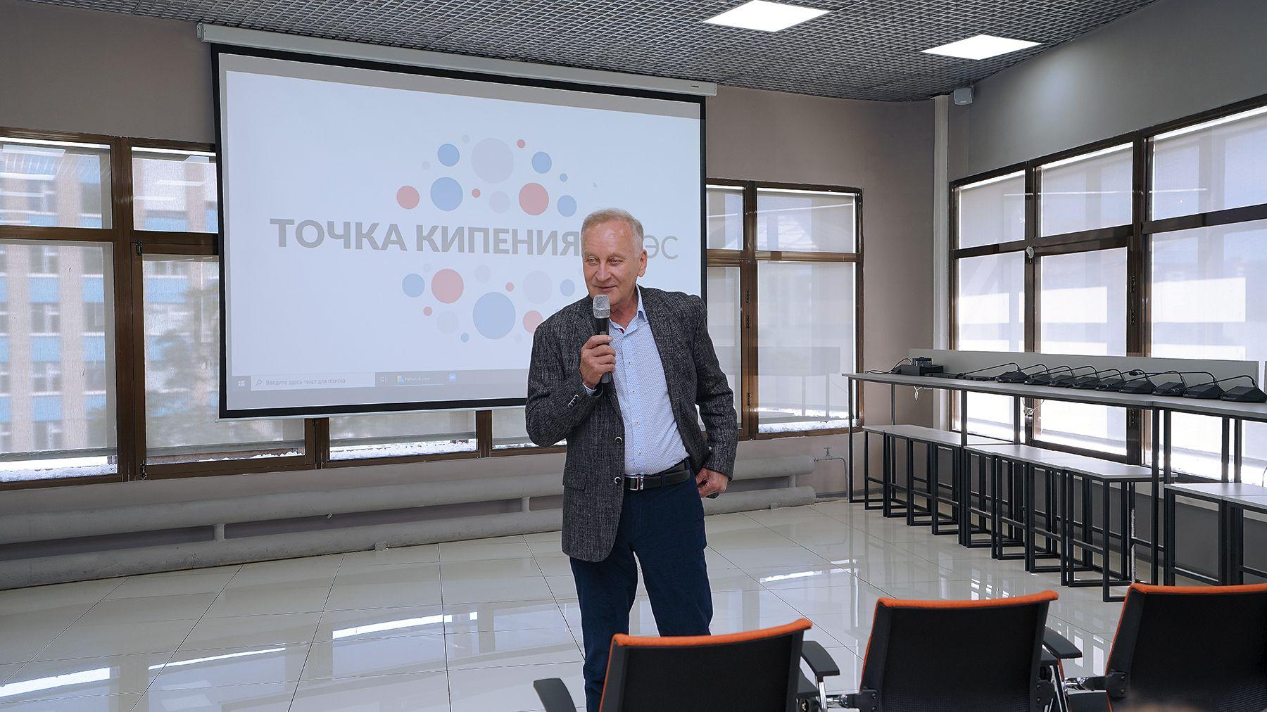 Президент ВГУЭС Геннадий Лазарев: учеба в университете – самый ответственный период в жизни