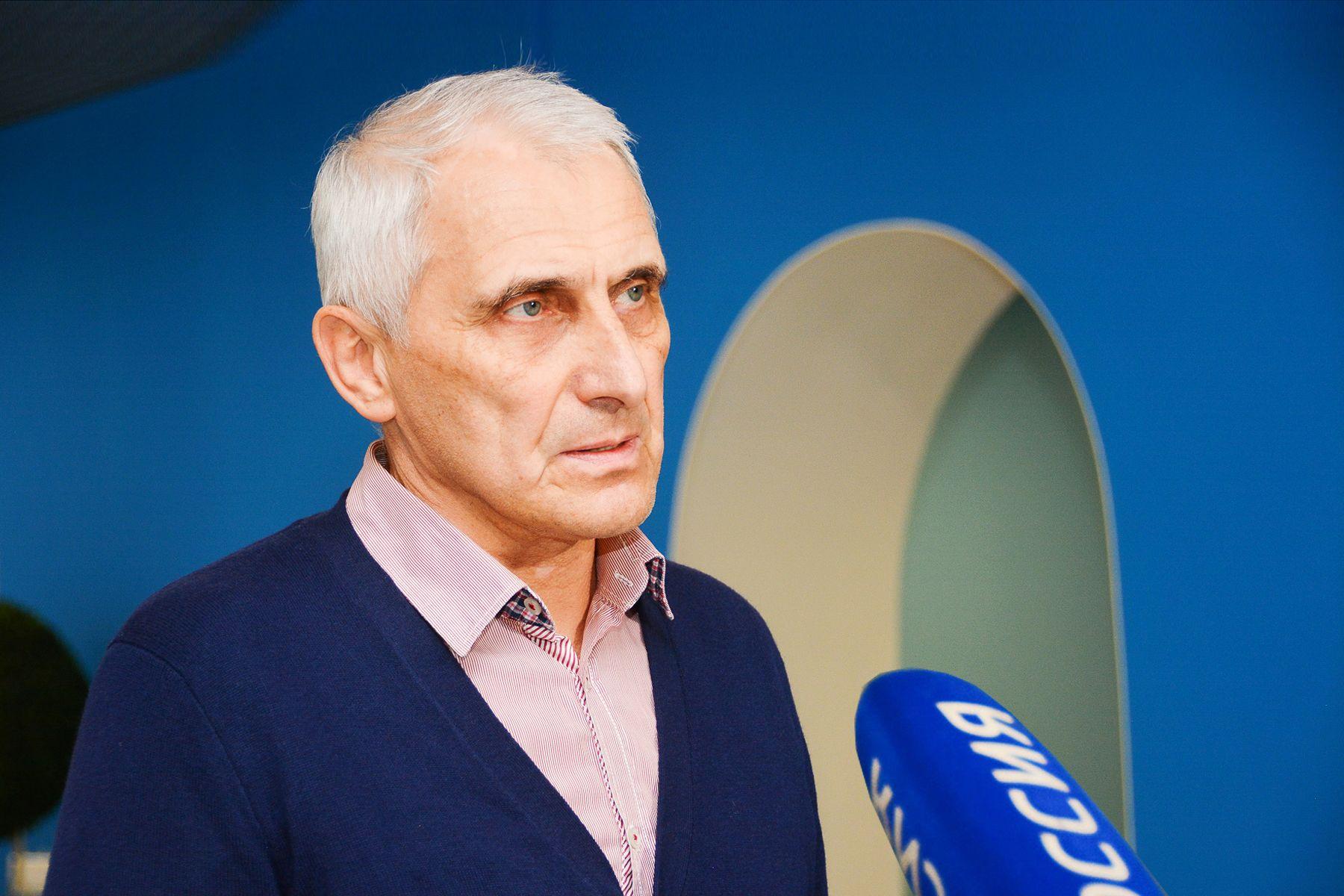 Проректор по цифровому развитию Владимир Крюков: ВГУЭС 20 лет занимается цифровизацией