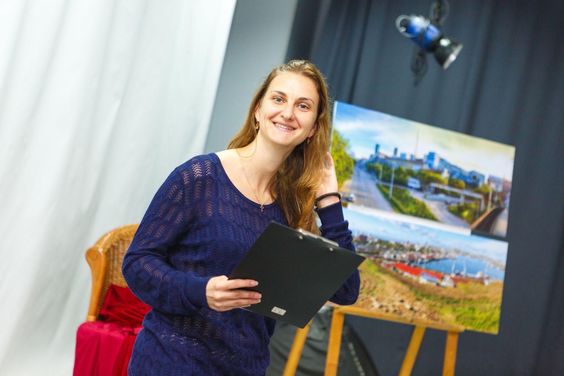 Во ВГУЭС учат профессии фотографа