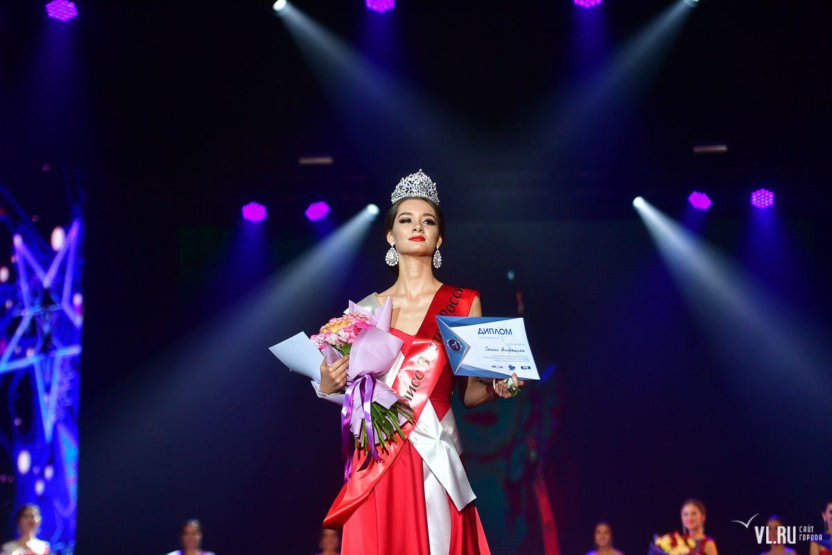 Студентка ВГУЭС Анжелика Солтамакова признана самой красивой девушкой Дальнего Востока