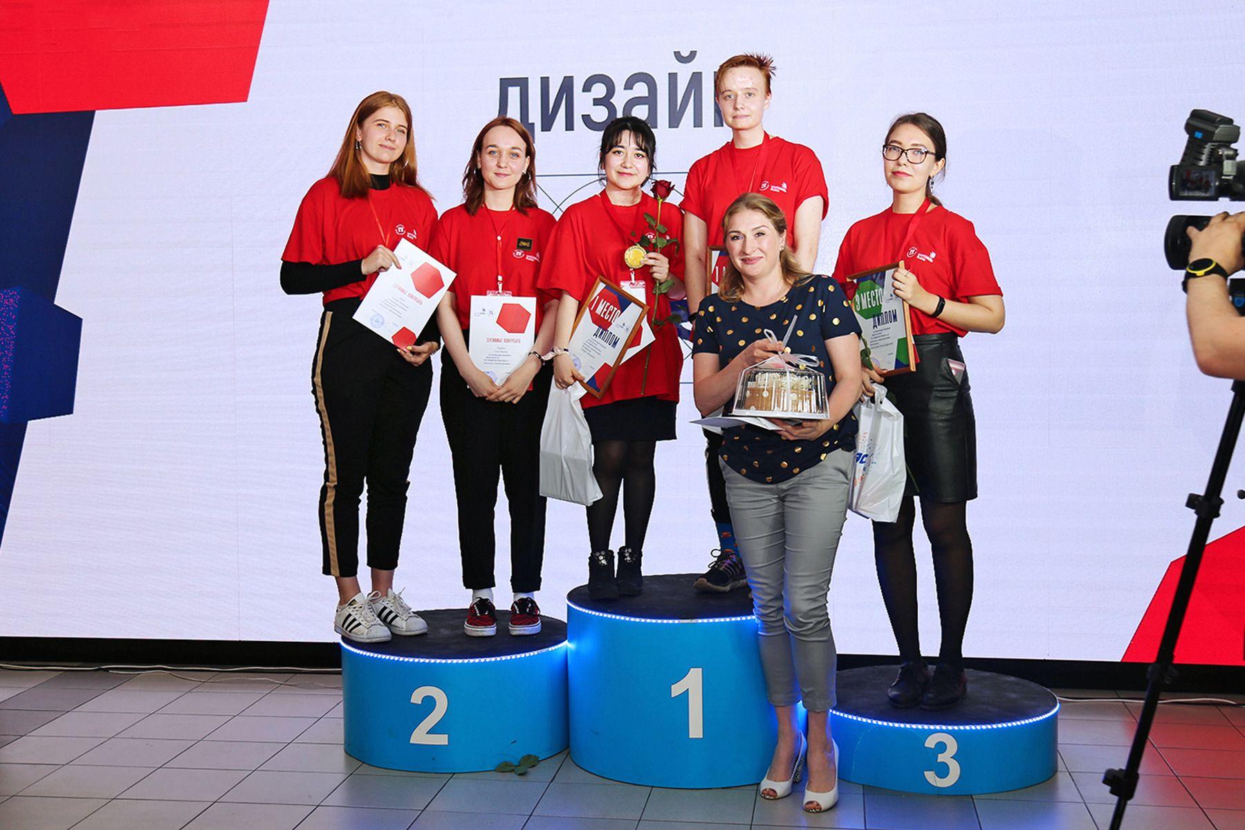Выпускница Академического колледжа ВГУЭС Нозима Аслидинова выиграла золотую медаль на чемпионате стран Азии Online Friendly Skills Game 2021