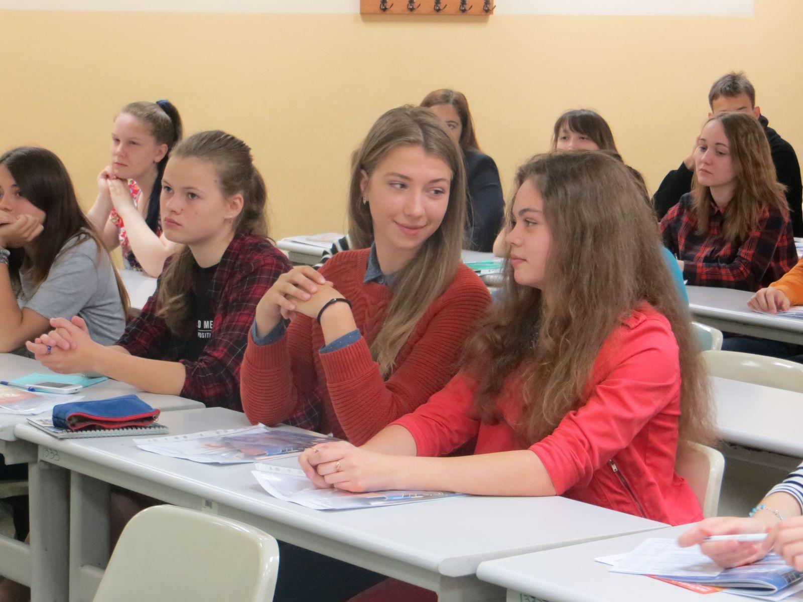 Целеустремлённые старшеклассники выбирают «Умные каникулы» во ВГУЭС