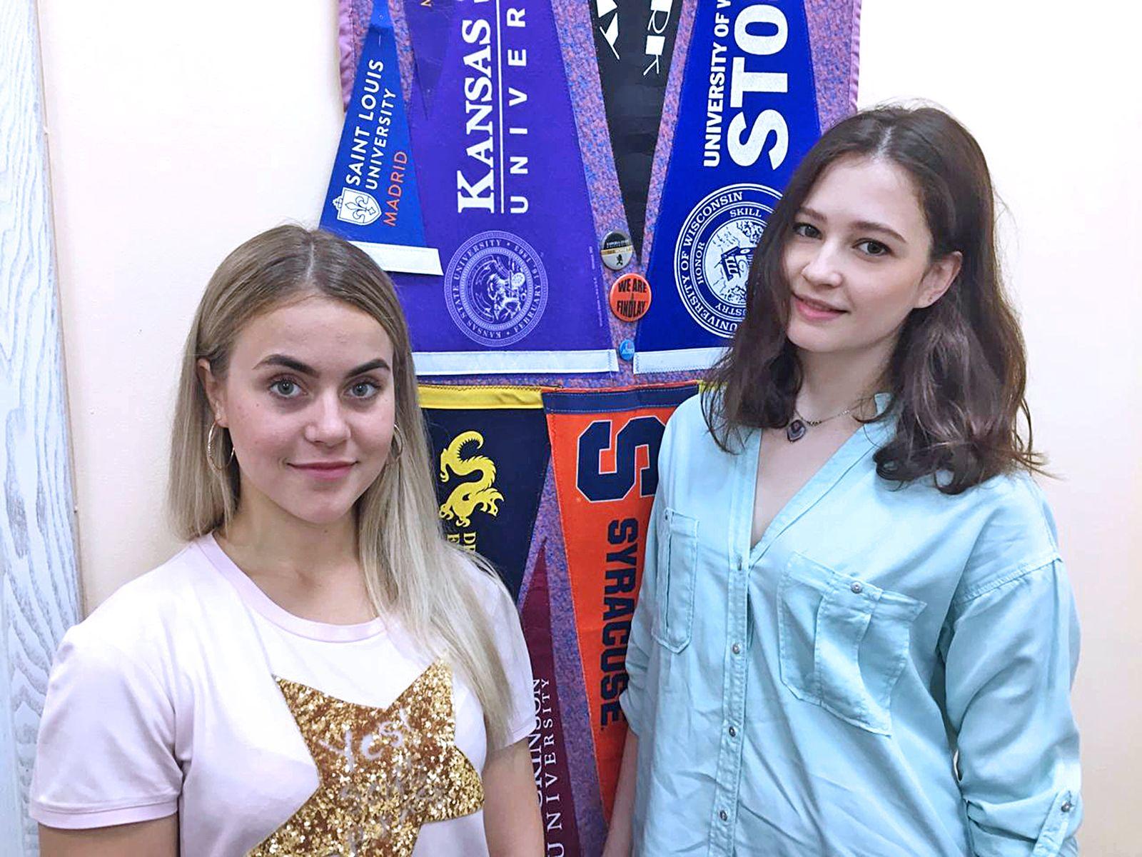Международный уровень: студенты дополнительной программы ВГУЭС на английском языке проходят стажировку в США