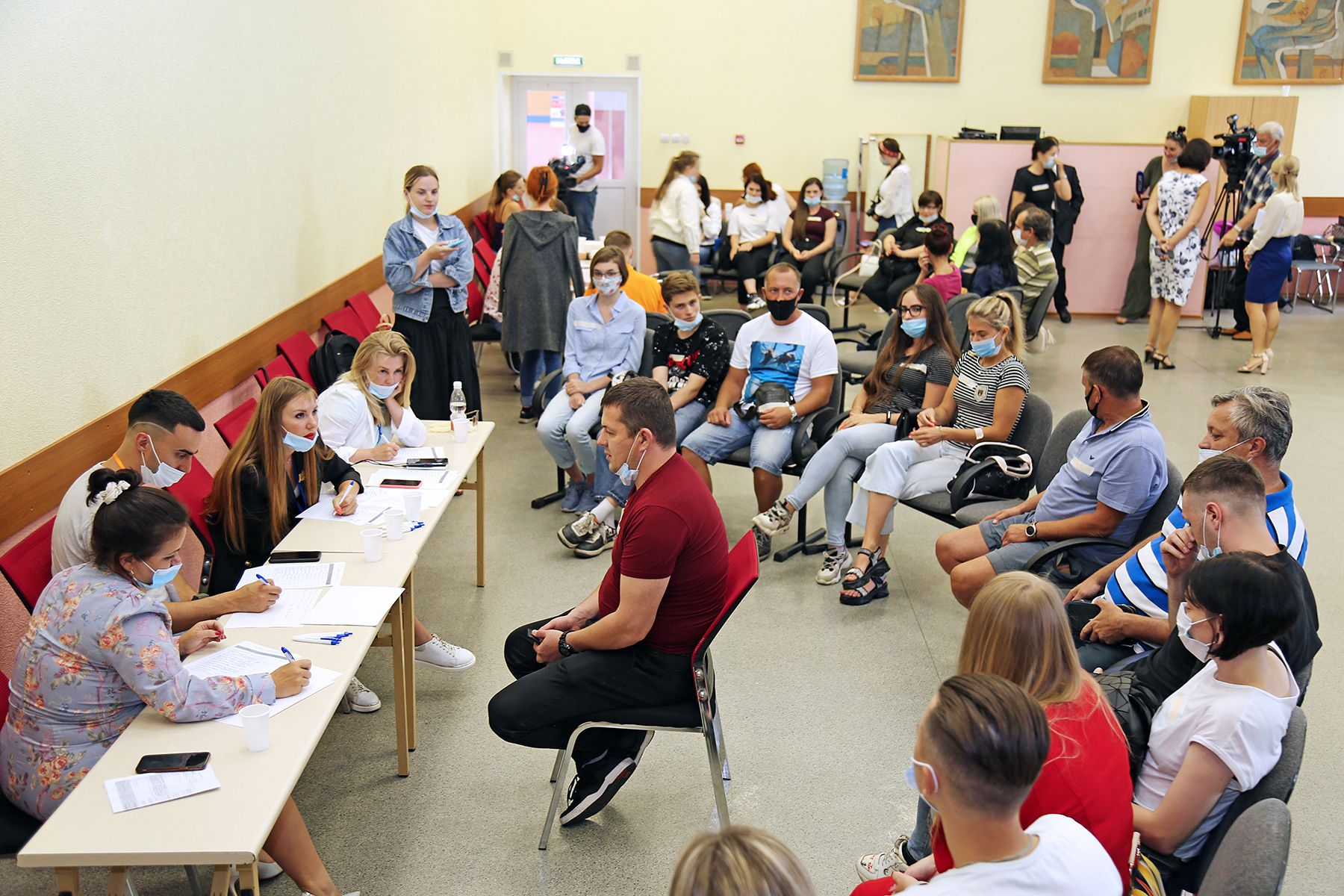 Стартовал уникальный образовательный проект ВГУЭС: более 100 приморцев начали обучение по программе «Кадры для бизнеса»