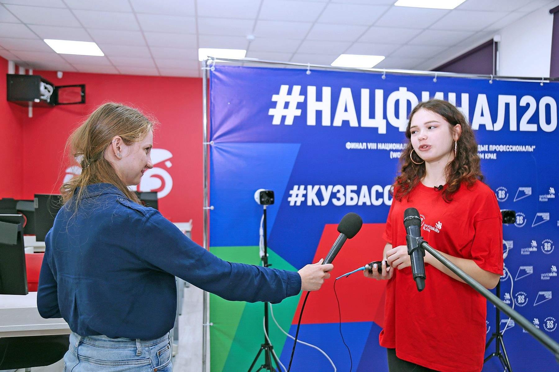 Профессиональный рост, опыт и практика: во ВГУЭС завершились соревнования участников финала VIII Национального чемпионата «Молодые профессионалы»