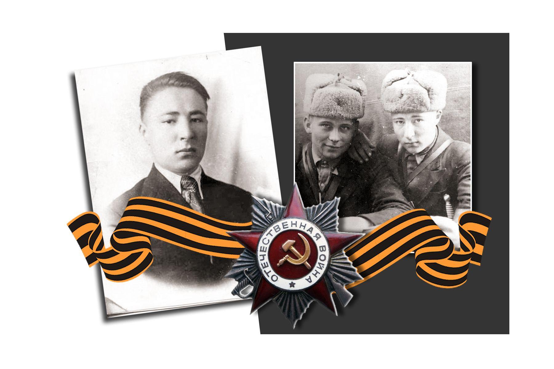 75 лет Победы: Стенько Дмитрий Алексеевич