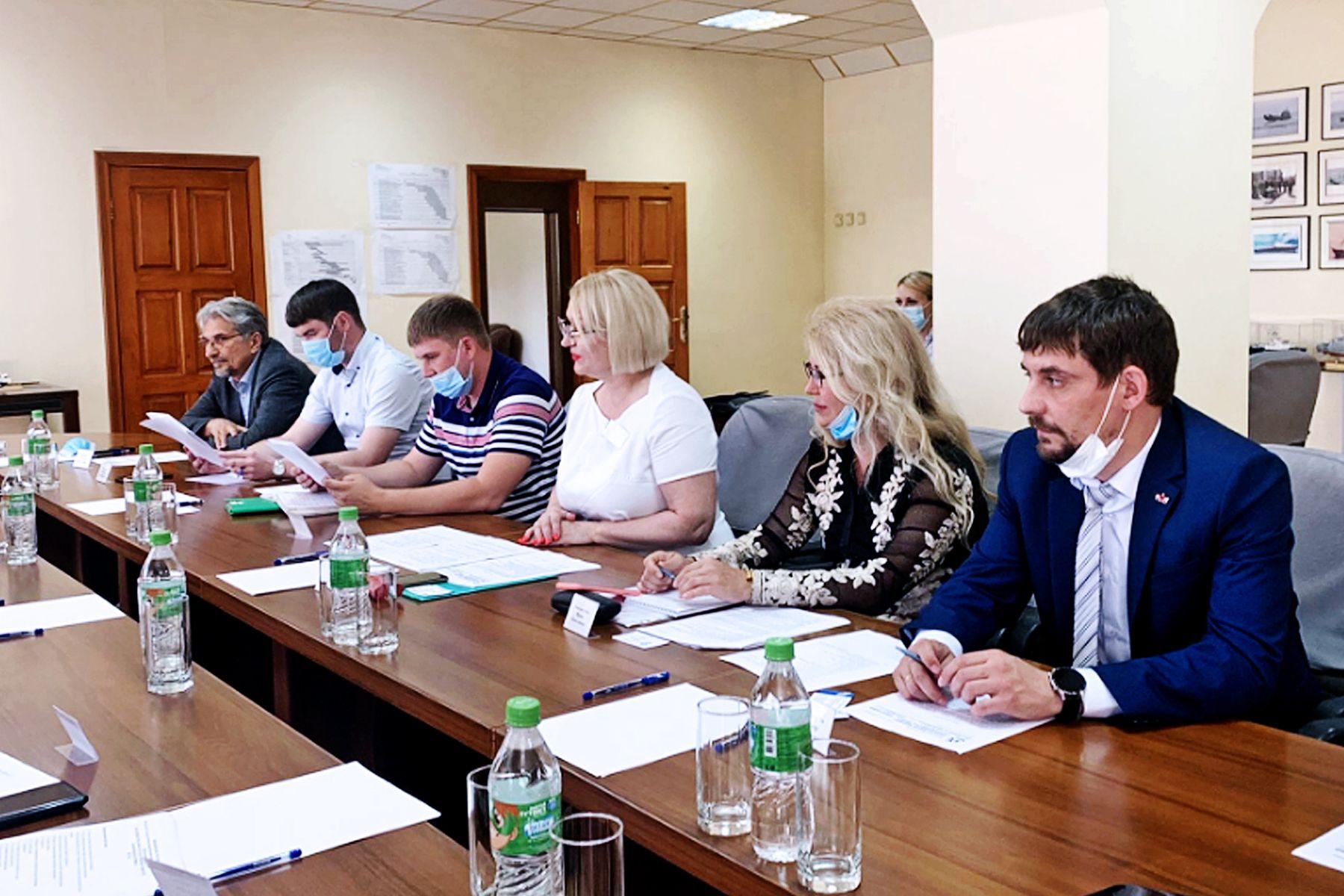 ВГУЭС готовит образовательный проект по обучению профессиональных кадров для судостроительной отрасли