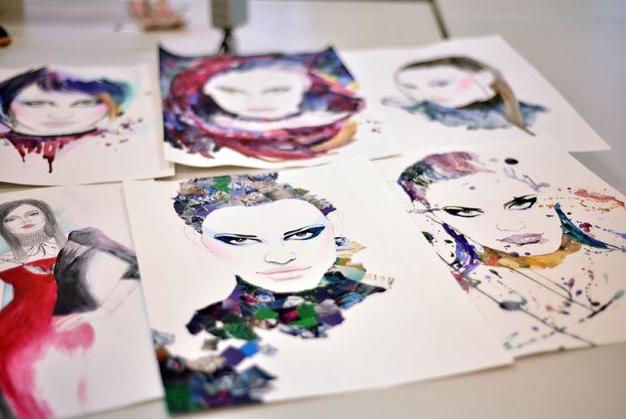 Студенты-дизайнеры ВГУЭС готовятся к «Пигмалиону-XXI» и Pacific style week
