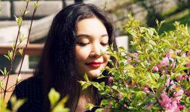Студентка кафедры психологии Шахсана Аткамова делится впечатлениями о прошедшей неделе во ВГУЭС