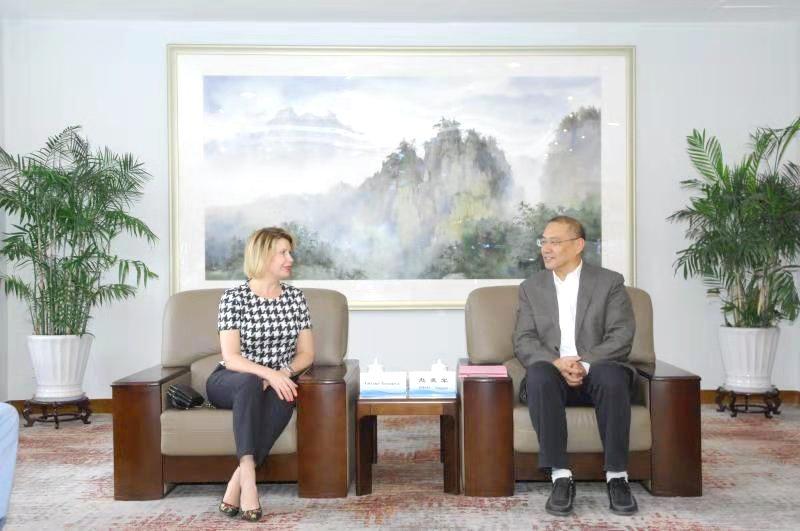 ВГУЭС и Чжэцзянский торгово-промышленный университет укрепляют партнерские отношения