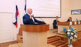Конференция депутатов и работодателей во ВГУЭС: как решить проблемы рынка труда до 2024 года?