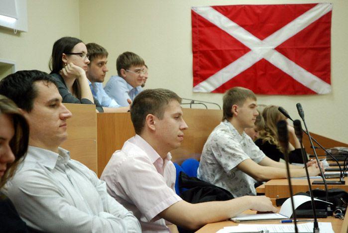 Самый молодой депутат Государственной Думы России встретился со студентами ВГУЭС