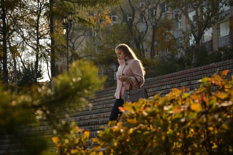 Кампус ВГУЭС: город в центре города