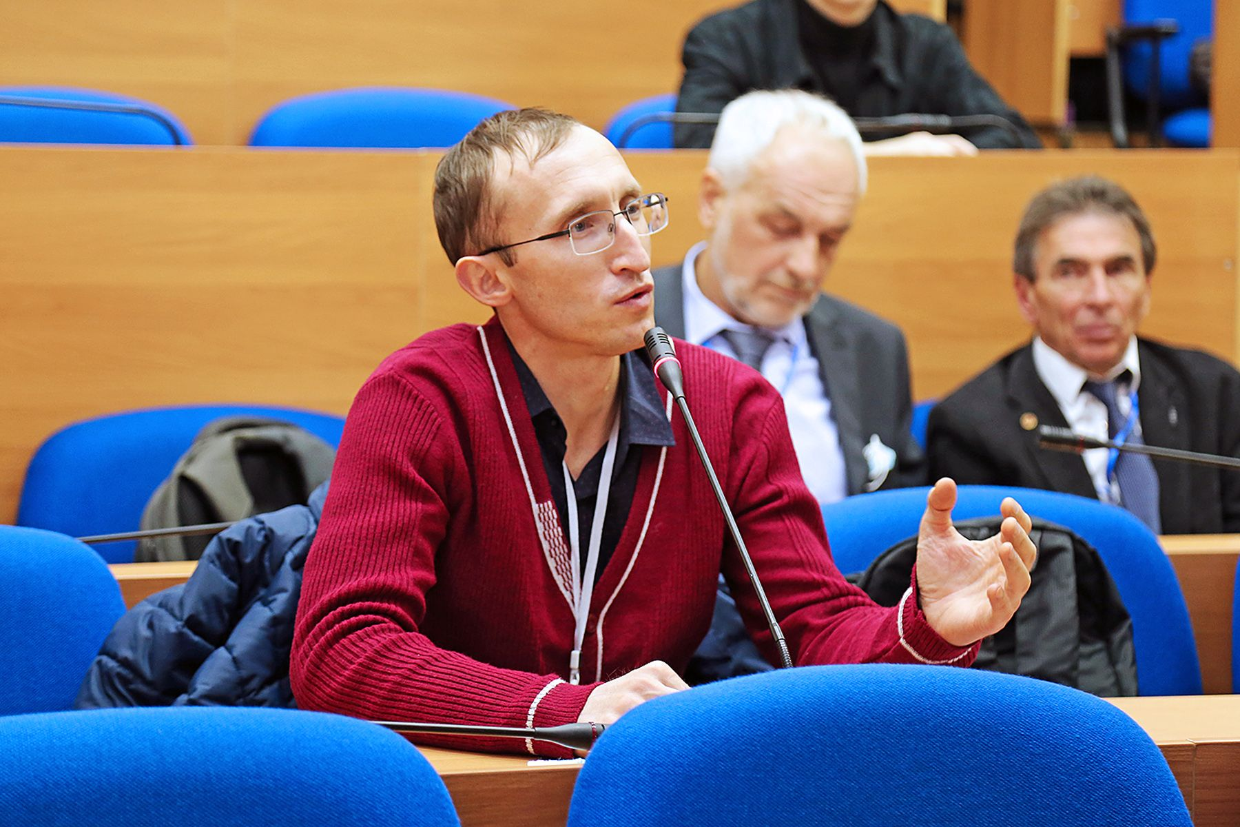 Реакционно-диффузные системы в биотехнологиях и биомедицине обсуждают на международной конференции во ВГУЭС