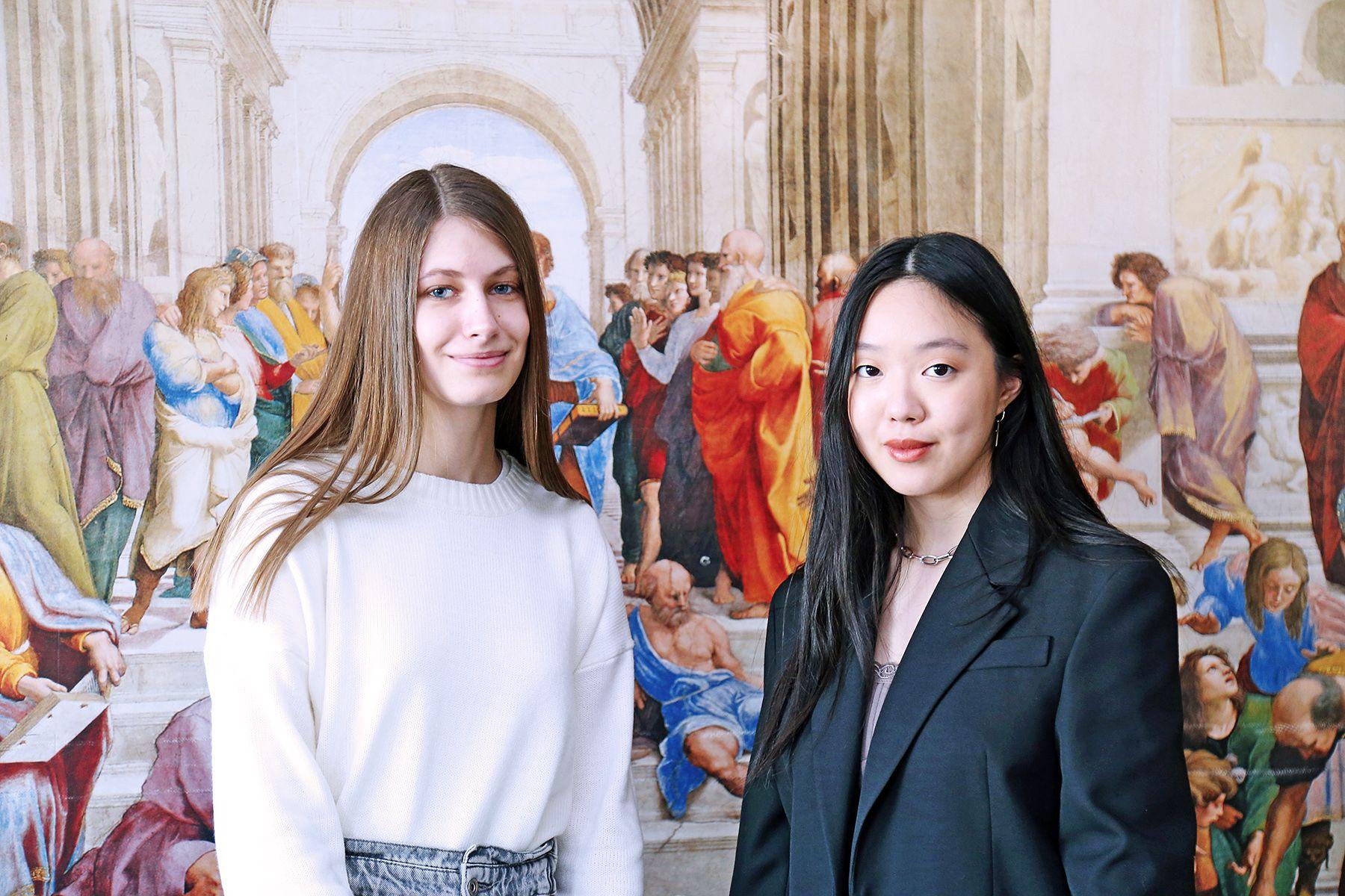 Студентки Института права ВГУЭС Дарья Акуленко и Анна Когай — финалистки IV Международного конкурса эссе на английском языке