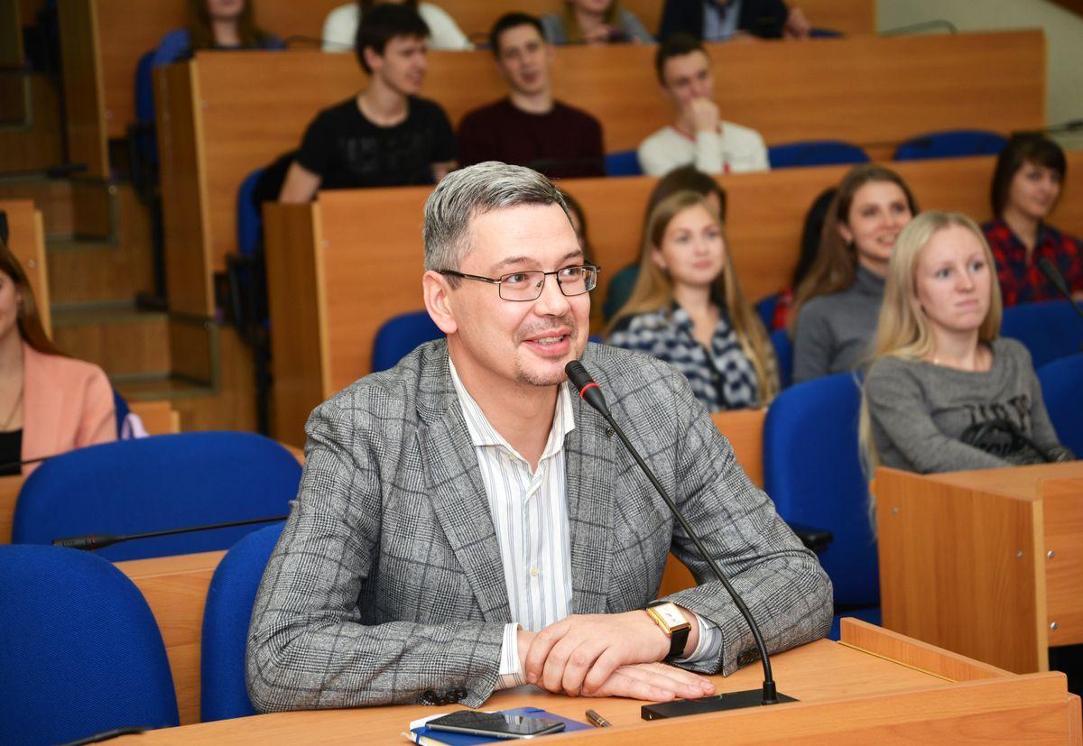 Поздравляем Алексея Мамычева с включением в состав экспертного совета ВАК!