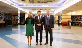 Врио губернатора Приморского края Олег Кожемяко: «ВГУЭС должен стать опорным вузом страны!»