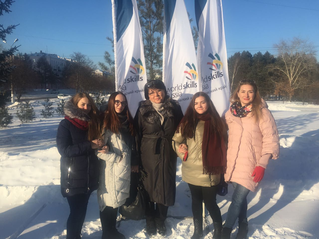 Студенты Академического колледжа ВГУЭС – призеры Чемпионата WorldSkills Russia
